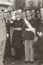 """Aramburu, presidente de facto, prohibió siquiera que se mensione la palabra """"Peron"""". Luego fue asesinado por Montoneros."""
