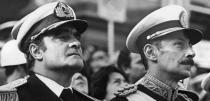 Massera y Videla. Las caras de una de las dictaduras mas sangrientas de sudamerica.