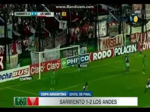 Foto Sarmiento de Junin vs Los Andes