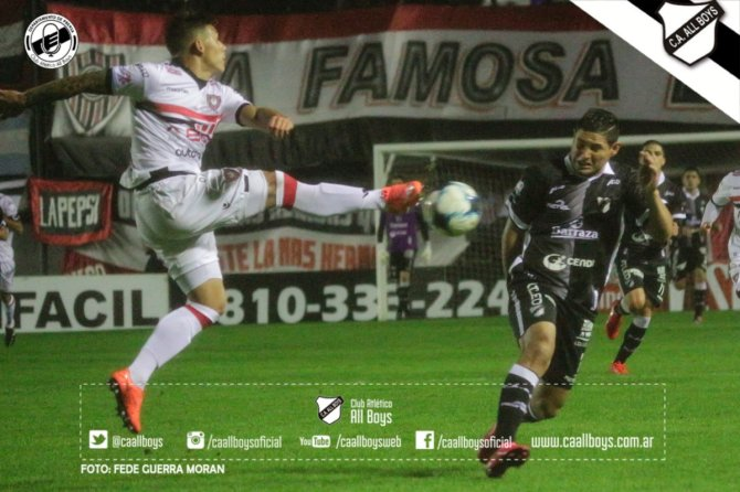 Prensa All Boys