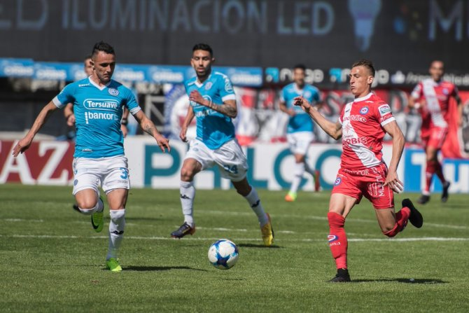 Argentinos Juniors vs Belgrano