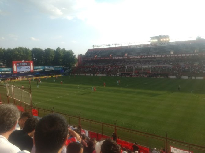 Argentinos Juniors vs Colon