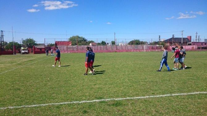 Deportivo Armenio vs Cambaceres