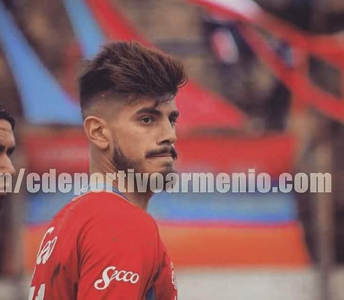 Santiago Gómez Deportivo Armenio