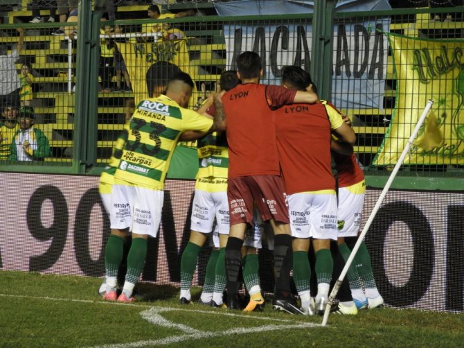 Defensa y Justicia vs Godoy Cruz
