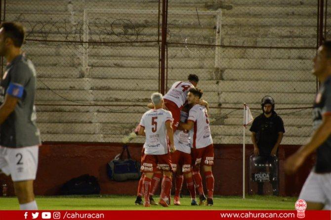 Huracan vs Estudiantes LP