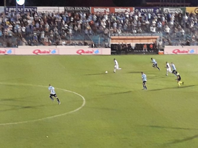 Temperley vs Talleres CBA