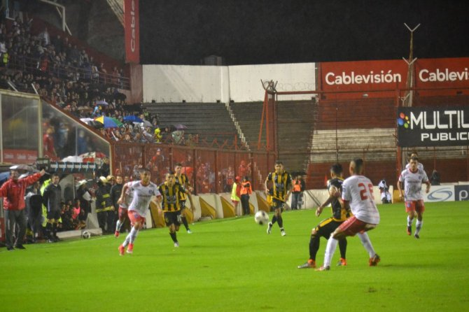 Argentinos vs Olimpo