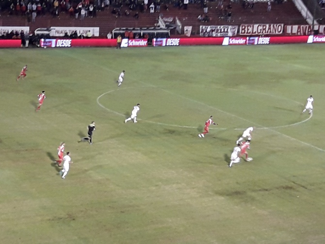 Huracan vs Argentinos Juniors