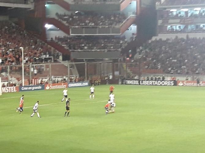 Independiente vs Corinthians