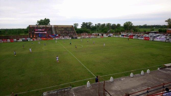 Deportivo Armenio vs LN Alem